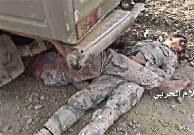یمن، هلاکت چند نظامی سعودی در جبهه های مرزی