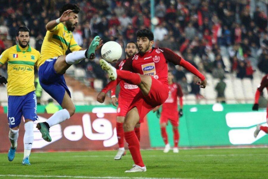 صعود تراکتور، پرسپولیس و سپاهان به مرحله یک چهارم نهایی جام حذفی