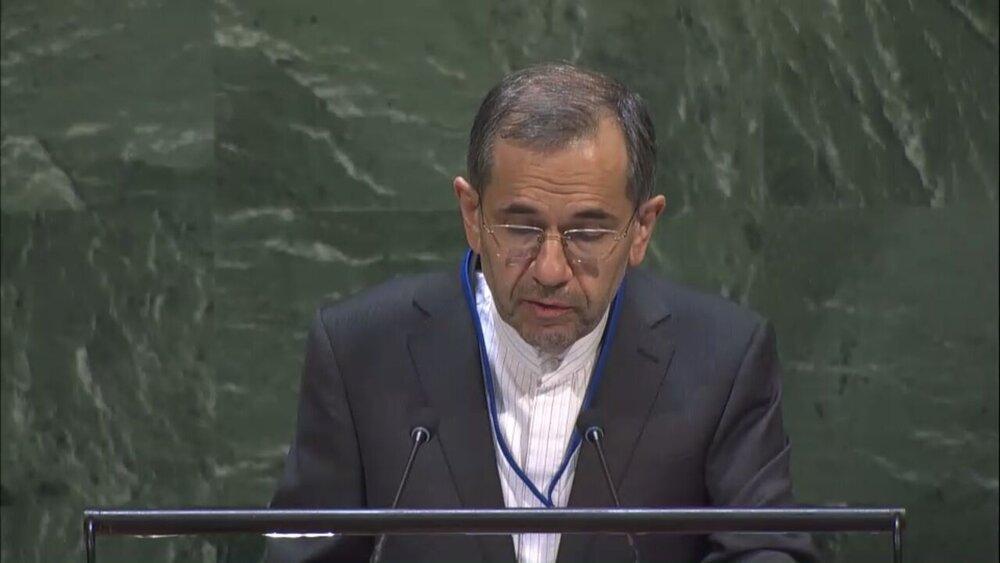 ایران بر موضوع دولت در فرآیند صلح افغانستان تاکید نمود