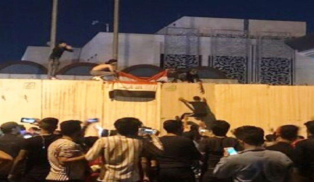 رسانه عراقی: عامل حمله به کنسولگری ایران بازداشت شد