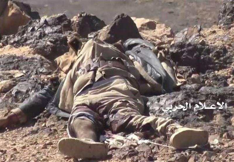 کشته شدن شماری از مزدوران عربستان در عملیات یمنی ها
