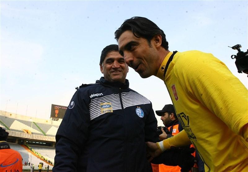 غلامپور: رحمتی نمایش خوبی داشت، حسینی آینده تیم ملی و استقلال است، استراماچونی دیگر از من نمی ترسد!