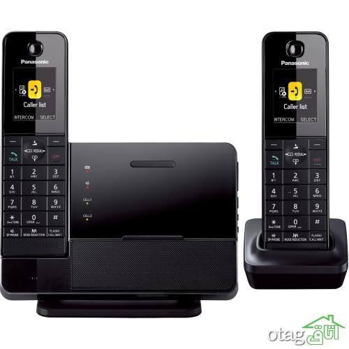 قیمت خرید 41 مدل گوشی تلفن پاناسونیک [ بی سیم و با سیم ] در سال نو